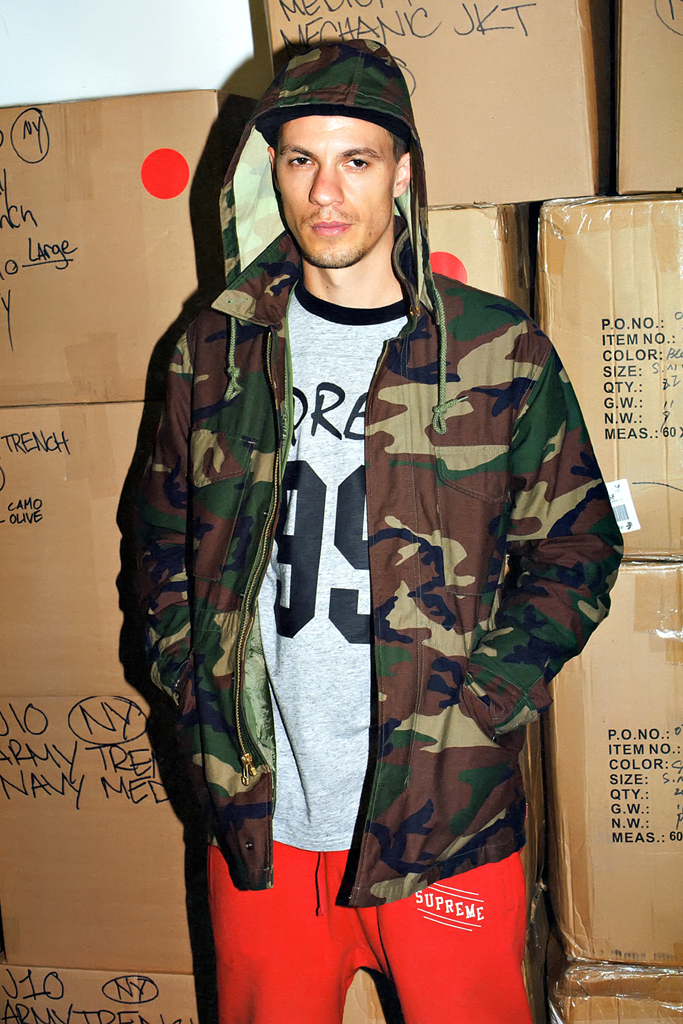 popeye supreme 2012 fall winter collection editorial