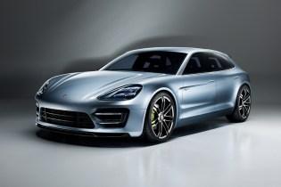 Porsche Panamera Sport Turismo Wagon Concept