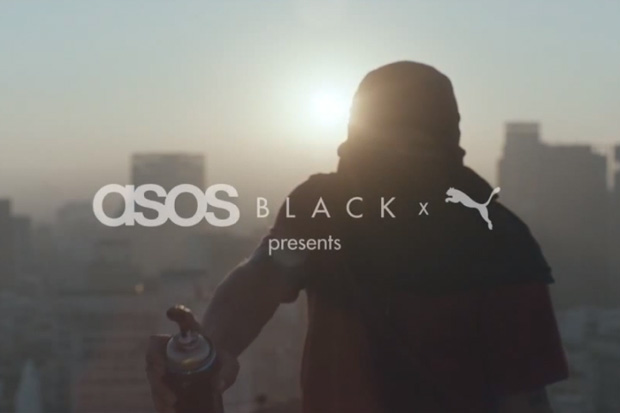 PUMA and ASOS Black Visit the Favelas and Graffiti Artists of Brazil in 'Os Pixadores'