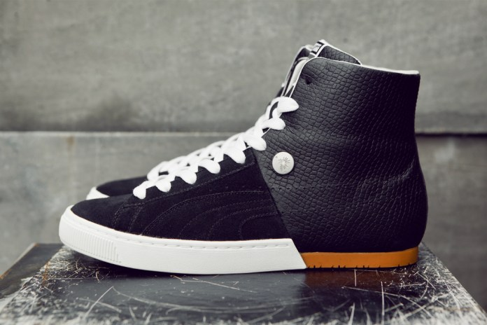 PUMA by MIHARAYASUHIRO 2012 Fall/Winter MY-57 Mid Snake