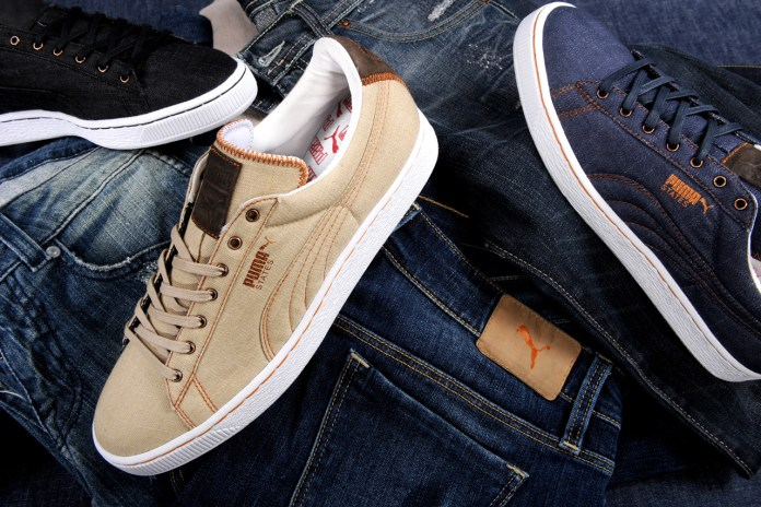 "PUMA ""The List"" States ""Denim"" Pack"