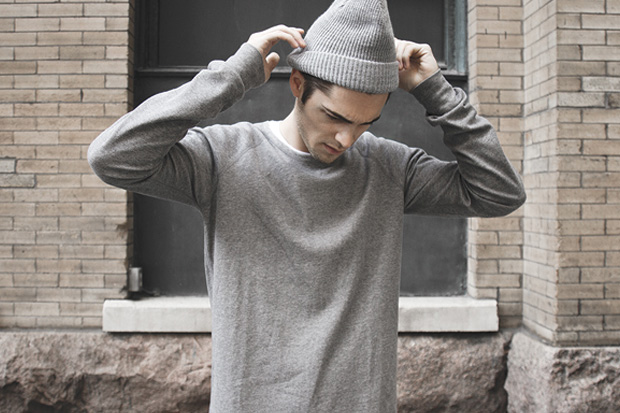 Reigning Champ 2012 Fall/Winter OTH Boutique Lookbook