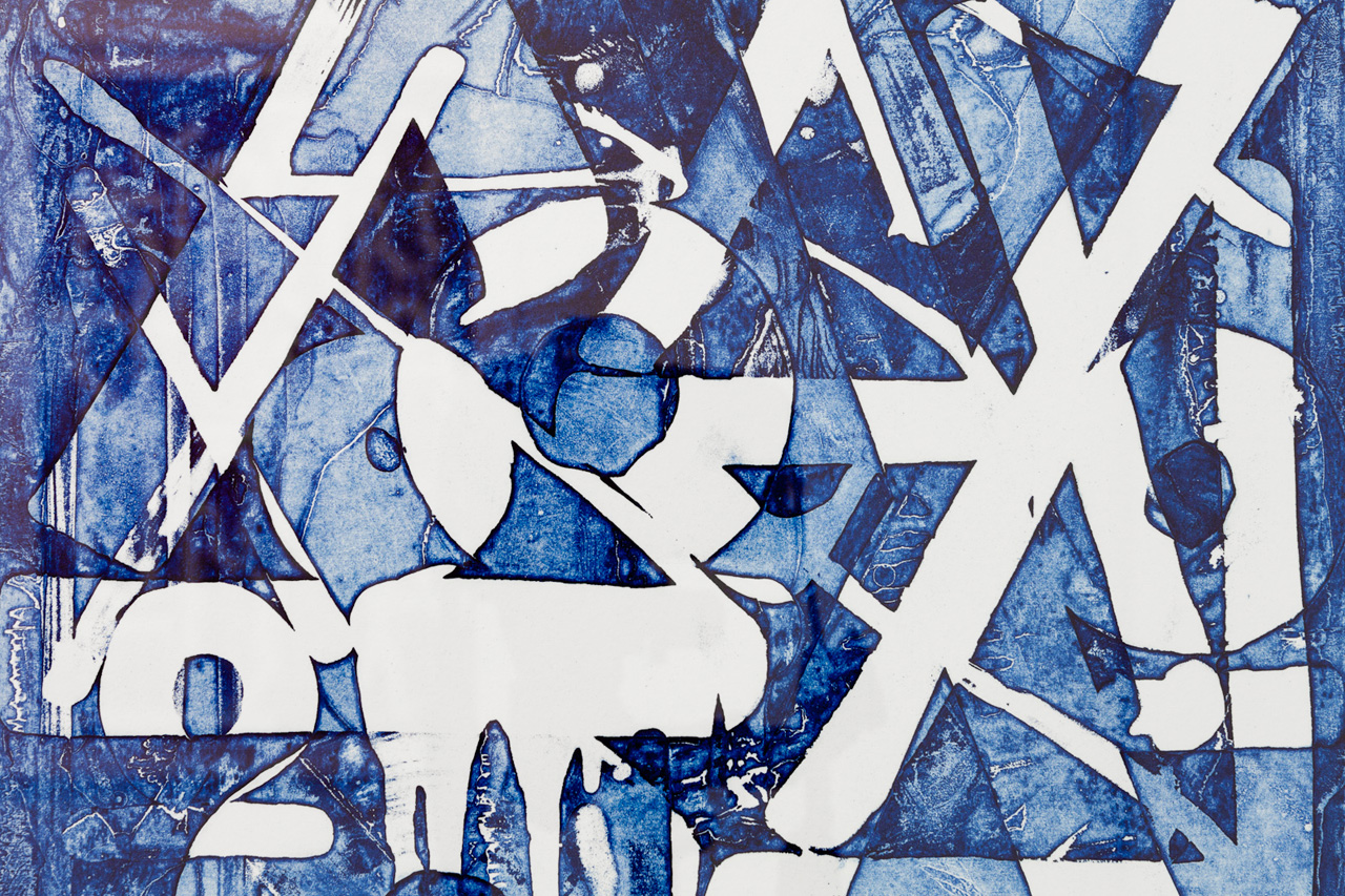 "RETNA ""New Paintings and Works on Paper"" @ Michael Kohn Gallery Recap"