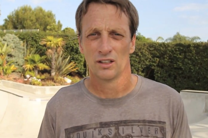 "Ride Channel: Tony Hawk and the FLIP Team Skate Tony's Backyard Park in ""Tony's Crew"""