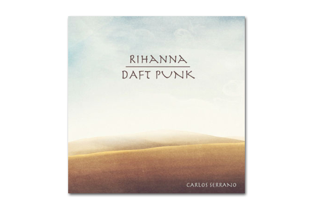 Rihanna vs. Daft Punk – We Make Love (Carlos Serrano Mix)