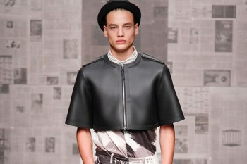 Robert Geller 2013 Spring/Summer Collection