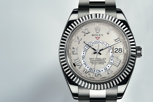 rolex sky dweller officially released