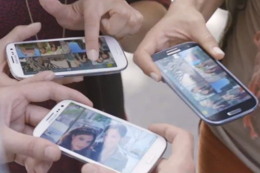 Samsung and the Galaxy S3 Belittles the iPhone 5 In New Ad
