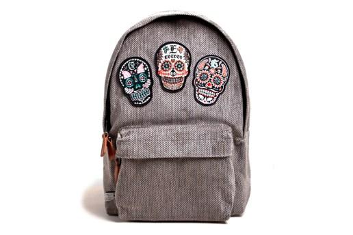 SASQUATCHfabrix Eototo Skull Backpack