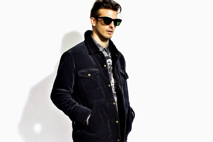 SENSE: NEIGHBORHOOD 2012 Fall/Winter Collection Editorial