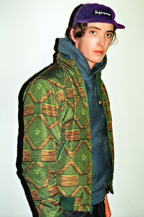 SENSE: Supreme 2012 Fall/Winter Collection Editorial