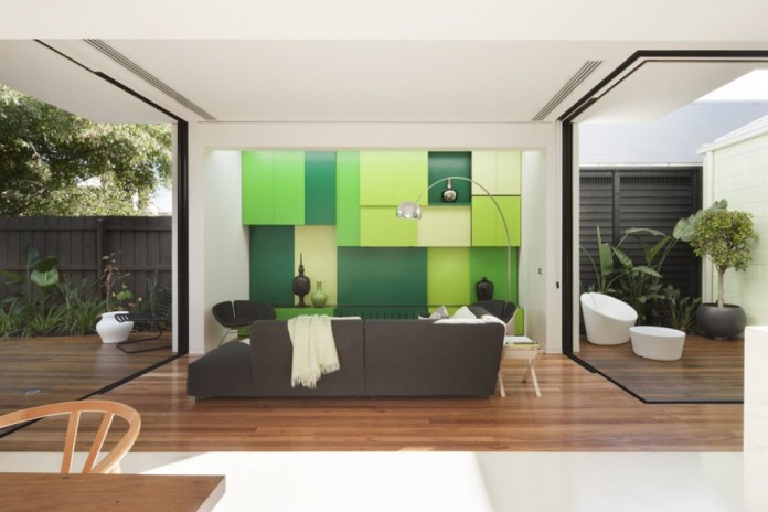 Shakin Stevens House by Matt Gibson Architecture + Design