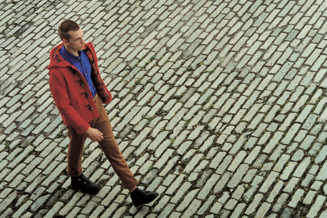 SHIPS JET BLUE 2012 Fall/Winter Lookbook