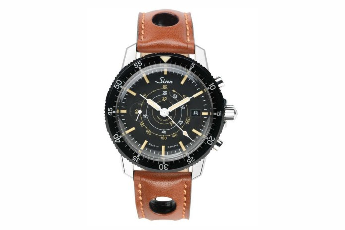 Sinn Tachymetric Limited Edition Chronograph Watch