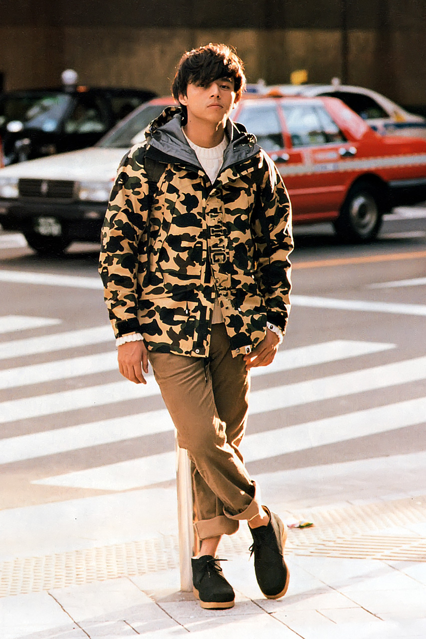 smart a bathing ape 2012 fall winter editorial