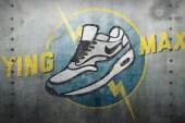 Social Status x MAX100 x Nike Air Max 1 Last Five Shoes Revealed