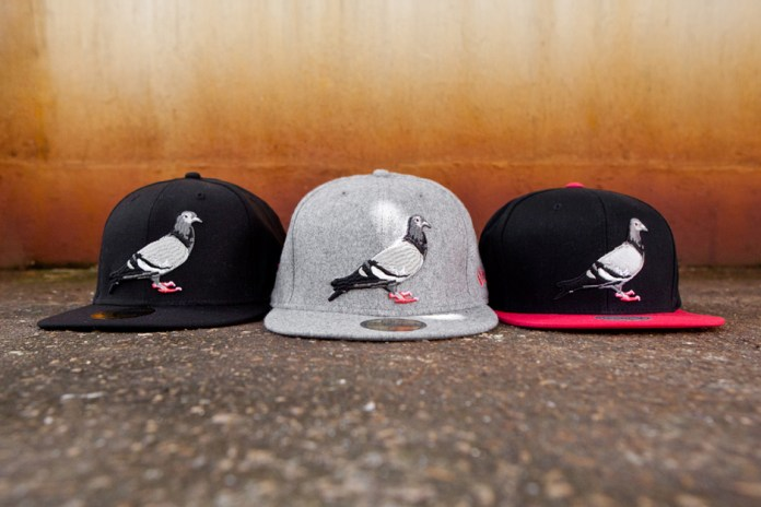 "Staple 2012 Fall/Winter ""American History _______"" Headwear New Releases"