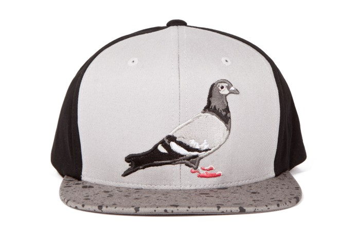 Staple 2012 Fall/Winter Starter Pigeon Snapback Cap