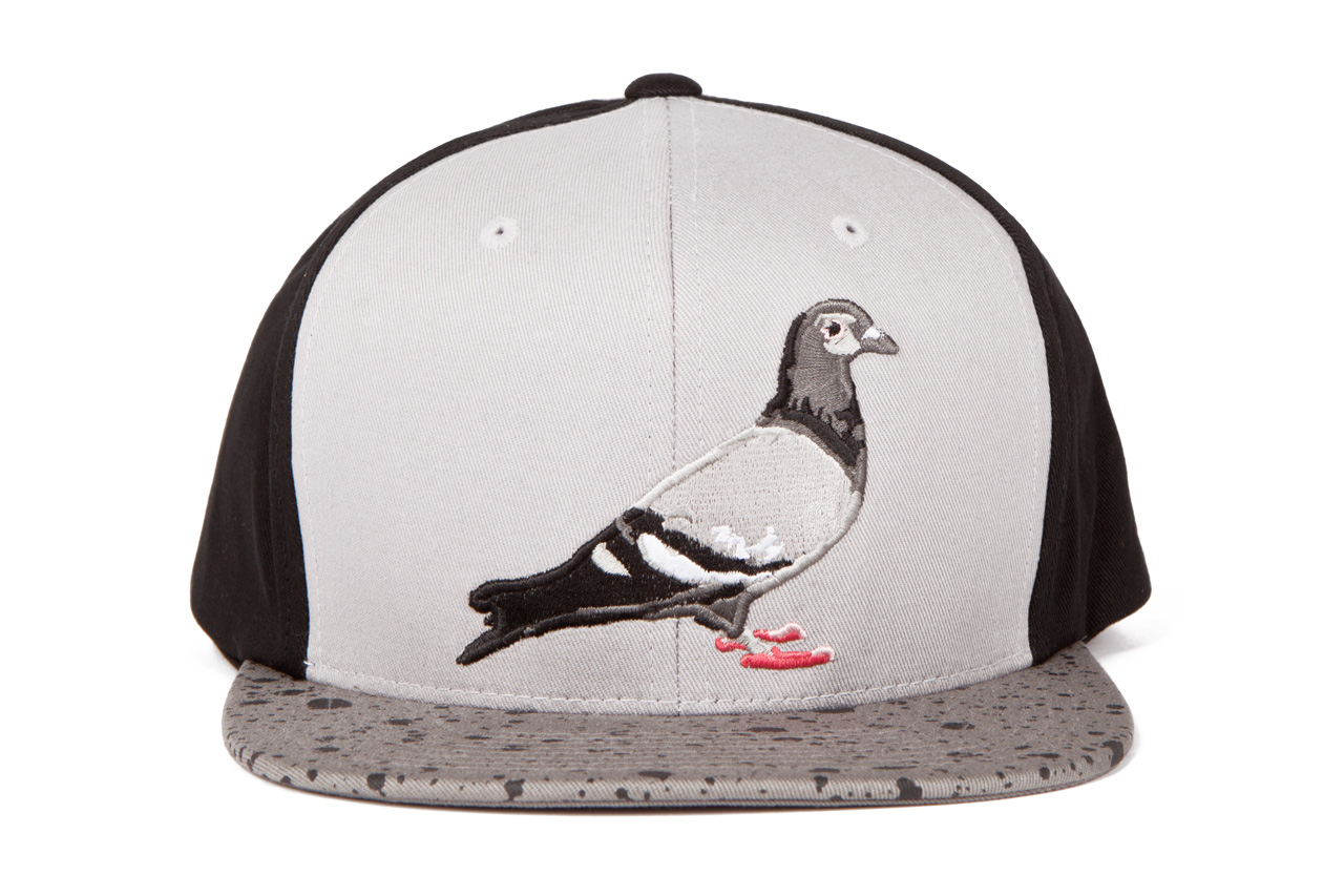 staple 2012 fall winter starter pigeon snapback cap