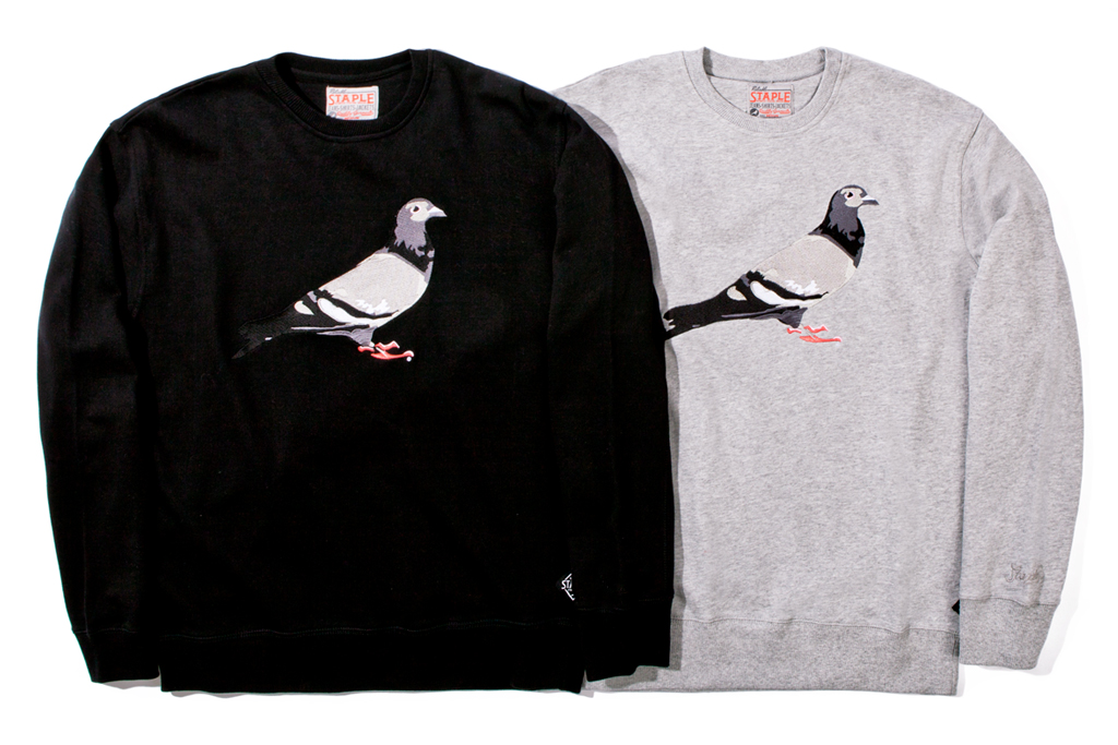 """Staple 2012 Fall/Winter """"American History _______"""" Apparel New Releases"""