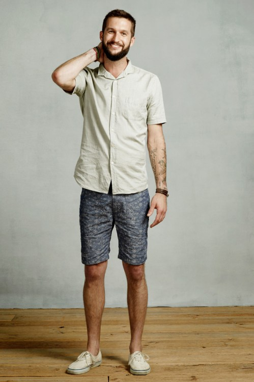 Steven Alan 2013 Spring Collection