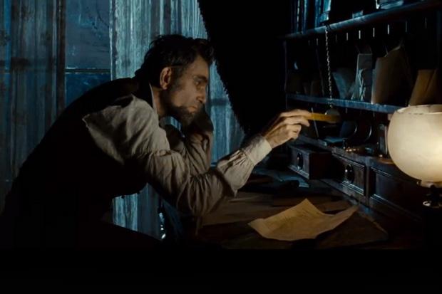 Steven Spielberg's Lincoln Film Trailer
