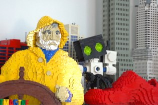 STORYBOARD: Brick House: Lego Legend Sean Kenney