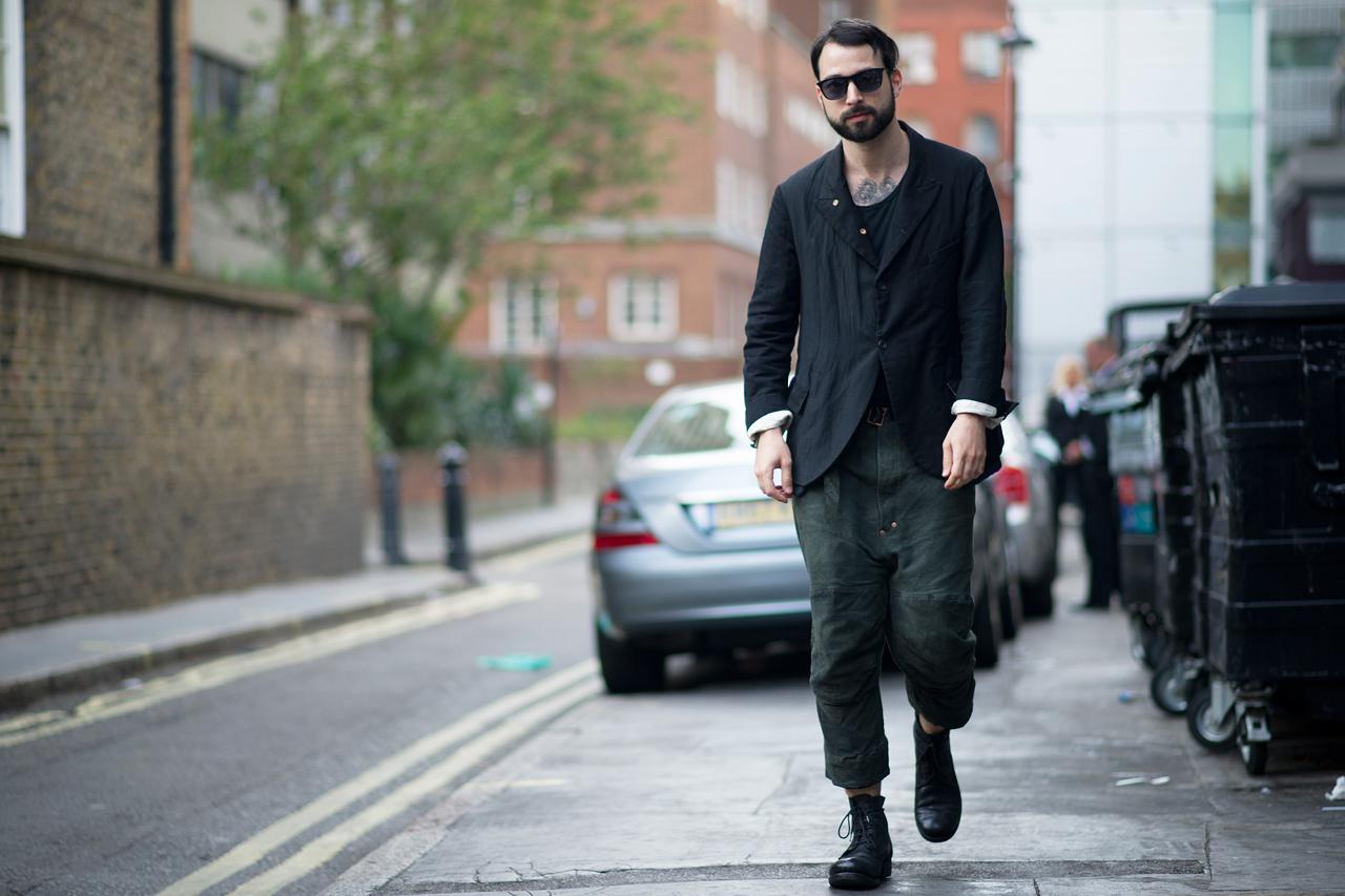 streetsnaps london fashion week 2013 spring summer part 1