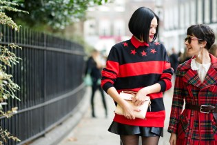 Streetsnaps: London Fashion Week 2013 Spring/Summer Part 3