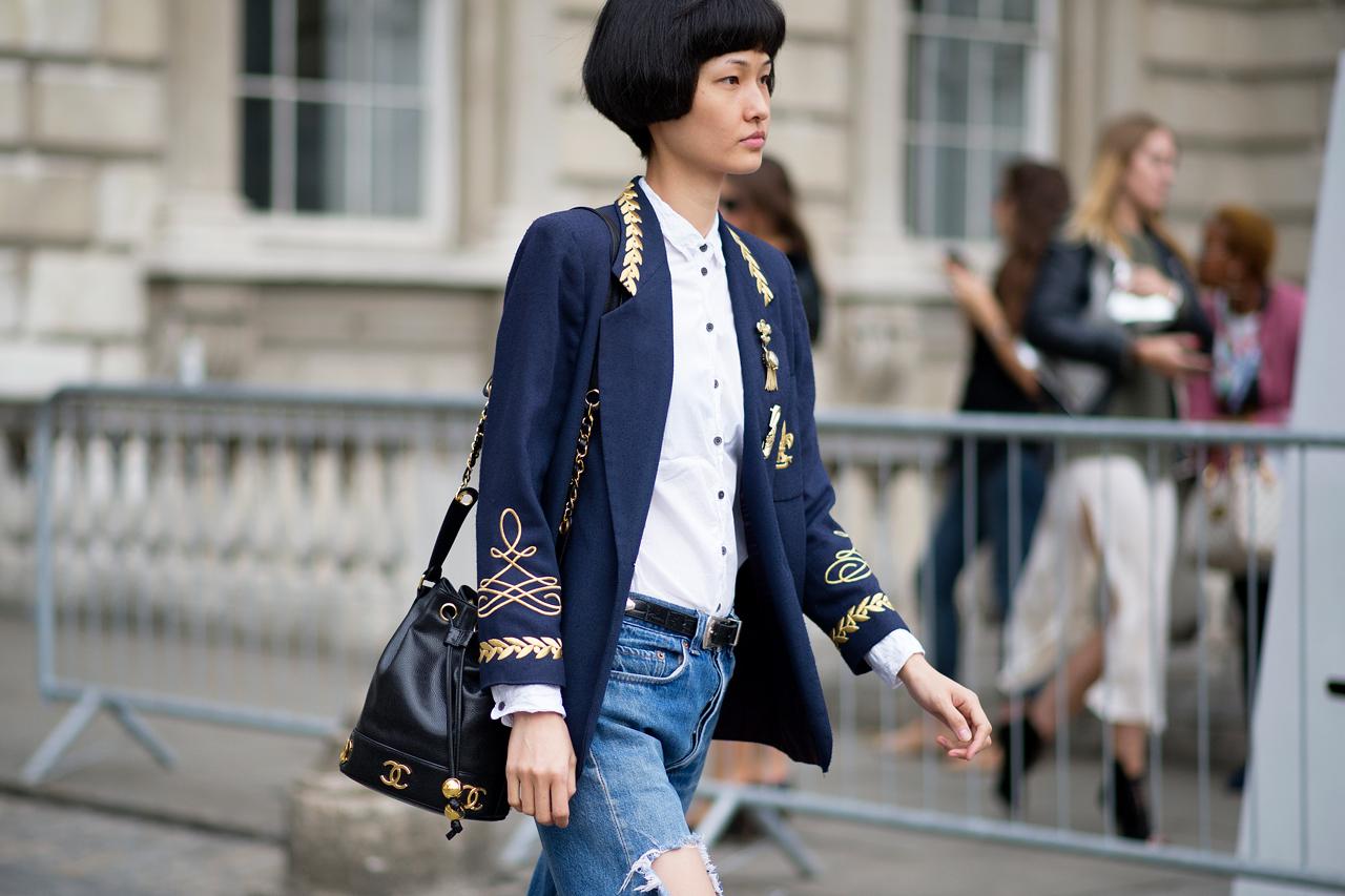 Streetsnaps: London Fashion Week 2013 Spring/Summer Part 3