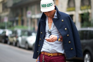 Streetsnaps: Milan Fashion Week 2013 Spring/Summer Part 4