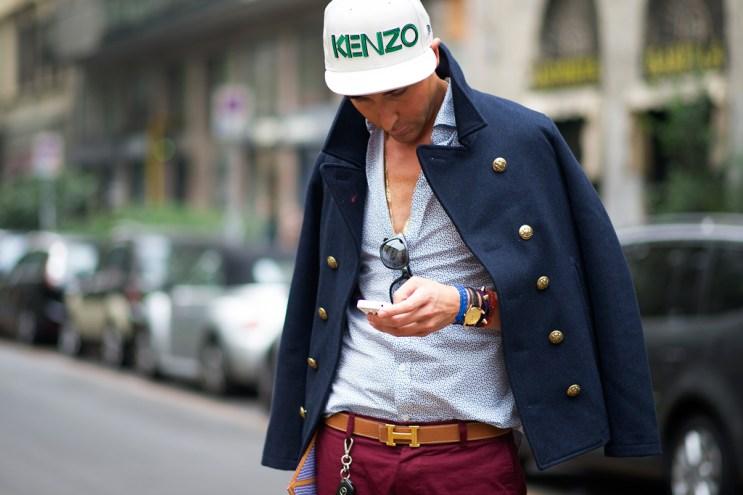 Streetsnaps: Milan Fashion Week 2013 Spring/Summer Part 4