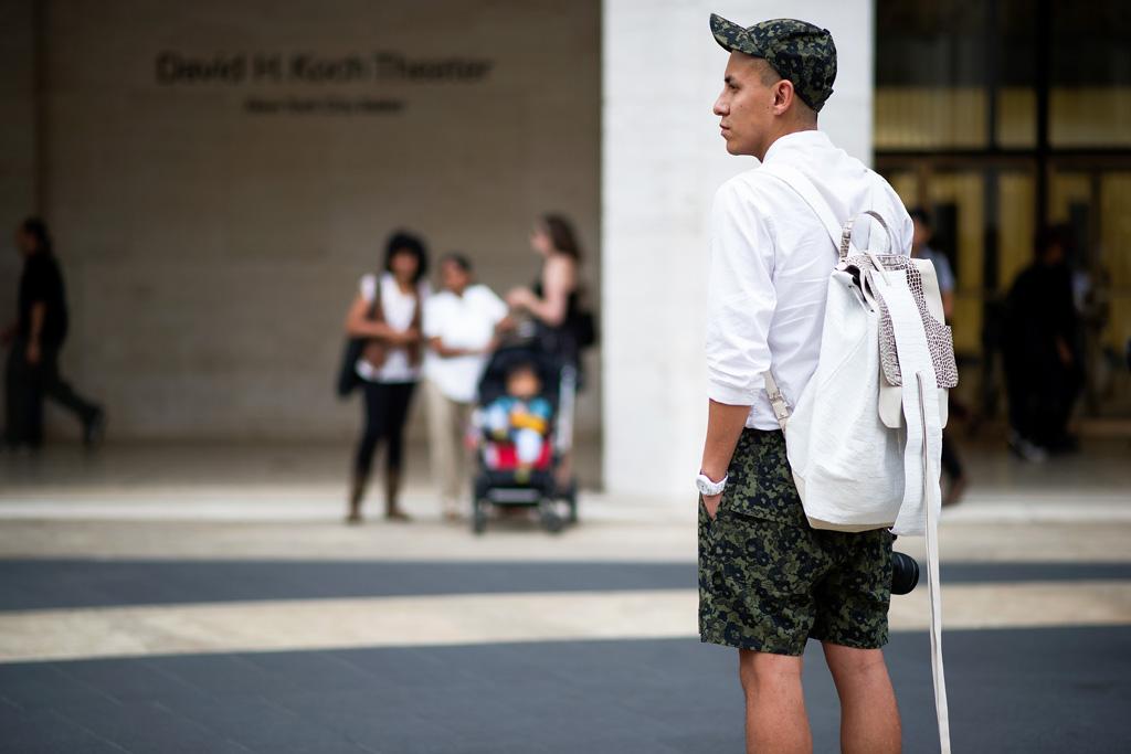Streetsnaps: New York Fashion Week 2013 Spring/Summer Part 1
