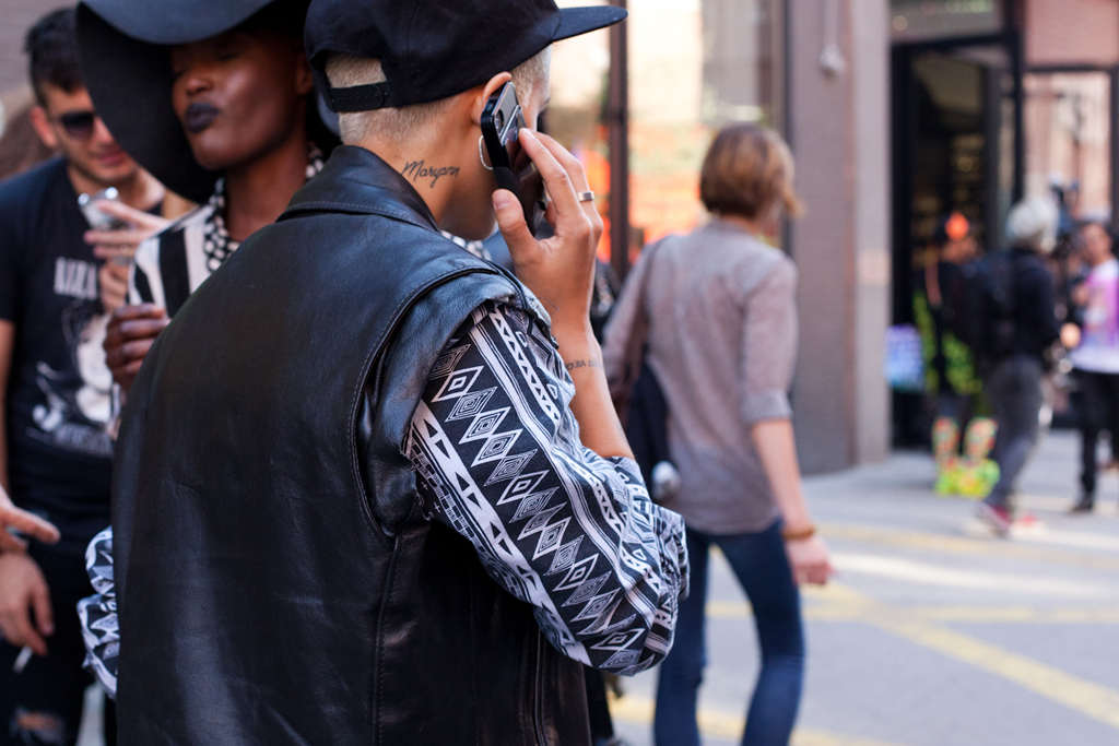 Streetsnaps: New York Fashion Week 2013 Spring/Summer Part 5