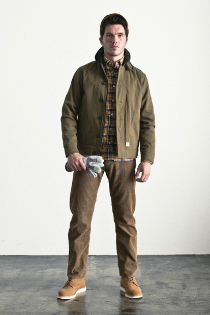 Stussy 2012 Fall/Winter Lookbook