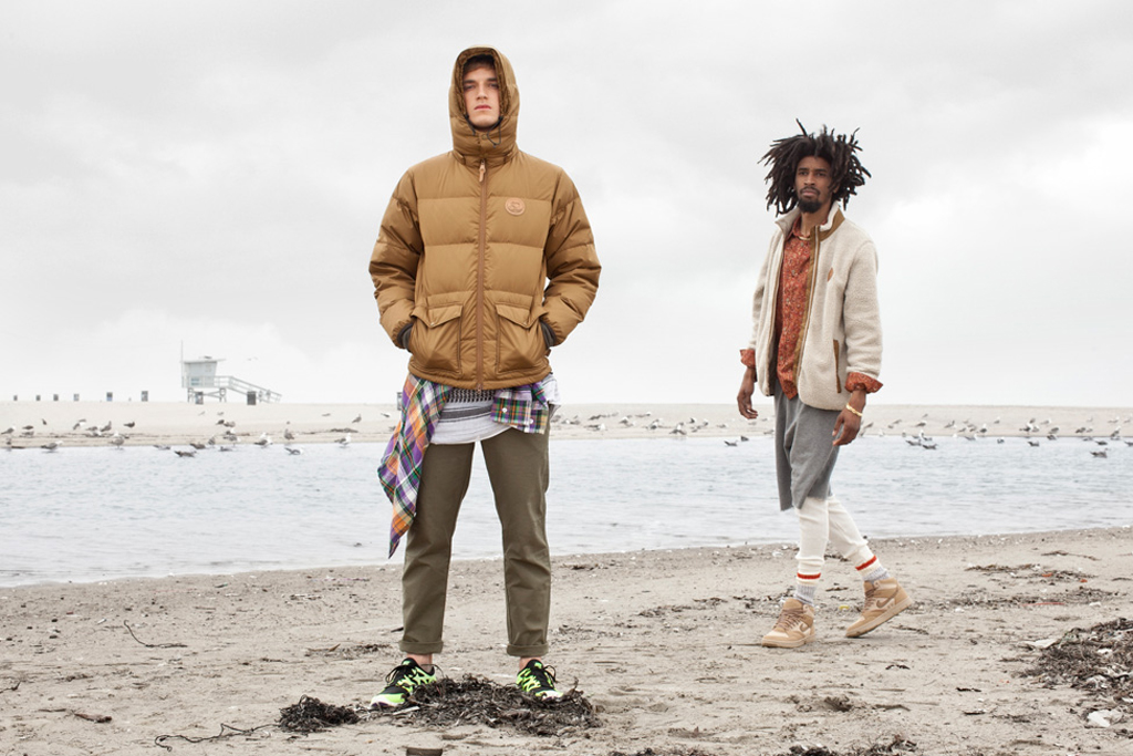 stussy 2012 fall winter lookbook by kenneth cappello