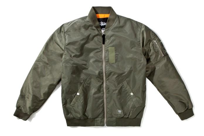 Stussy 2012 Fall/Winter MFG MA1 Jacket