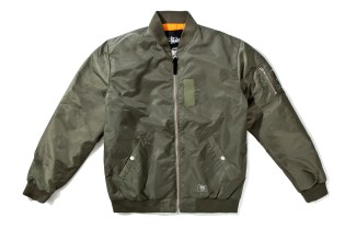 Stussy 2012 Fall/Winter MFG MA1 Jacket