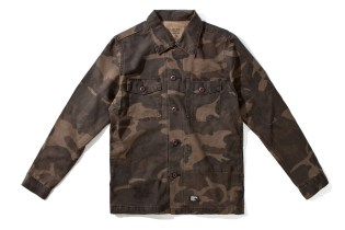 Stussy 2012 Fall/Winter MFG Troops Shirt