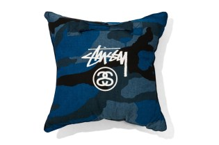 Stussy 2012 Fall/Winter Stock Lock Pillow