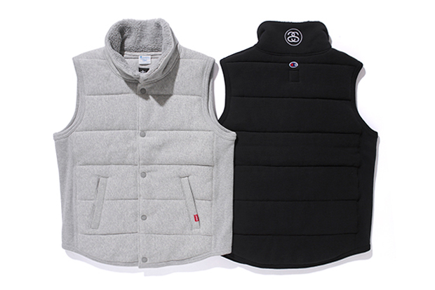 Stussy x Champion Reverse Weave Collection