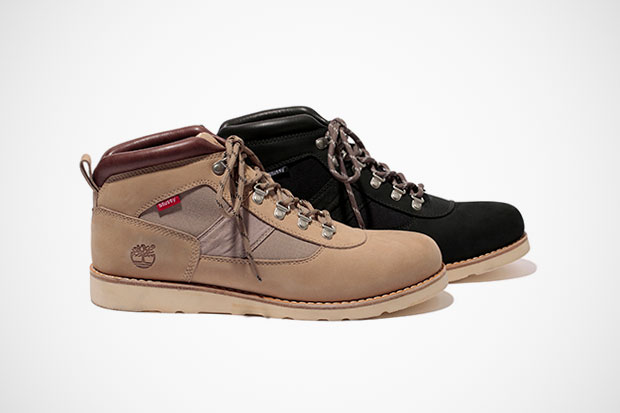 stussy deluxe x timberland nm field boot 2