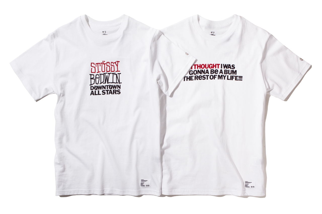 STUSSY & THE HEARTBREAKERS 2012 Fall/Winter Collection Part 1