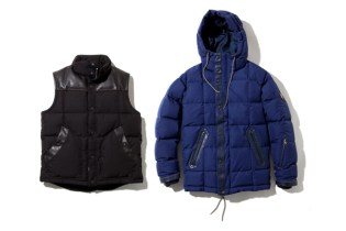 Stussy x NEXUSVII Down Vest and Jacket