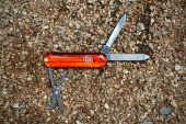 Stussy x Victorinox Swiss Army SS Knife