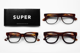 SUPER 2012 Fall/Winter Optical Collection