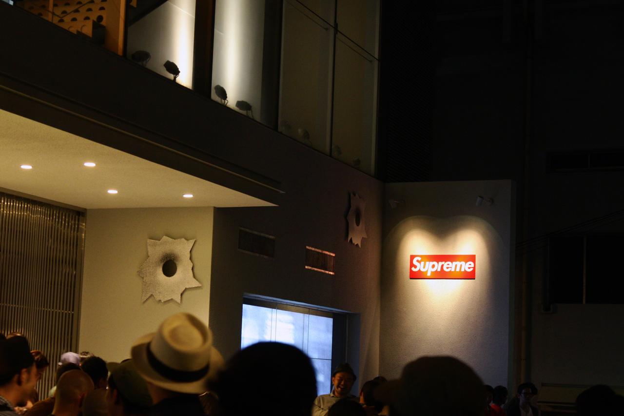 Supreme Shibuya Store Opening Recap