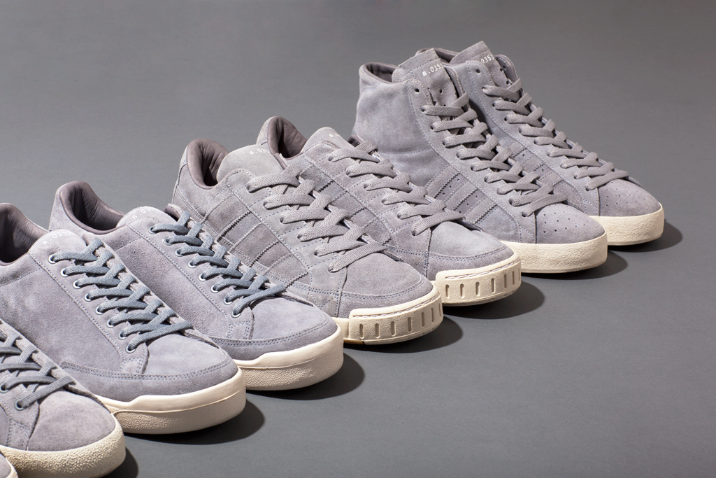 TAKAHIROMIYASHITA TheSoloIst. x adidas Originals 2012 Fall/Winter Capsule Collection