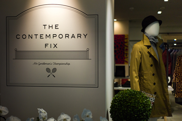 The Contemporary Fix Kyoto Store Grand Opening
