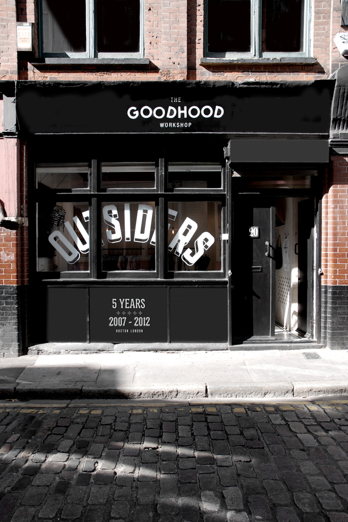 http://hypebeast.com/2012/9/the-goodhood-store-5th-anniversary-pop-up-space